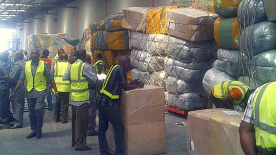 Freight Shipping to Nigeria | Air & Sea | Customs Clearing | Bowagate
