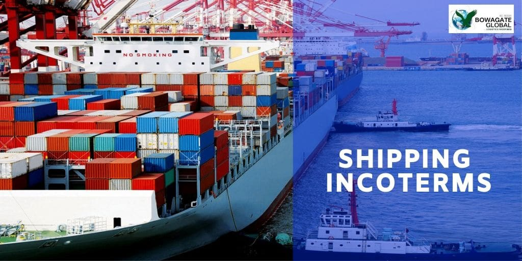 shipping incoterms