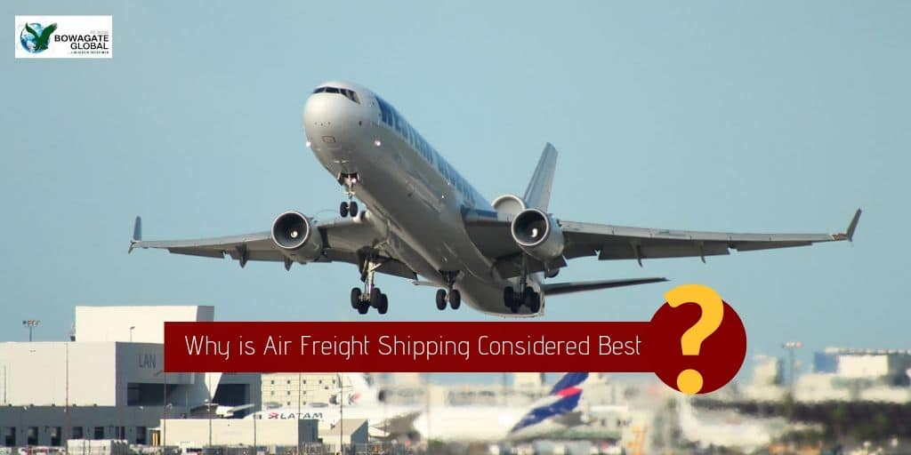 why air freight shipping