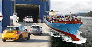 roro freight shipping