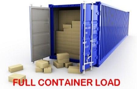 sea shipping to Nigeria