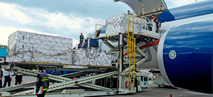 Air Freight Consolidation
