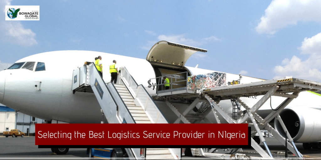 Best Logistics Service provider in Nigeria