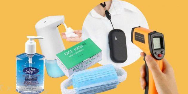 epidemics preventive products