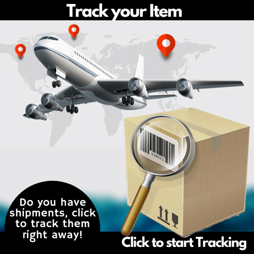 Track your items