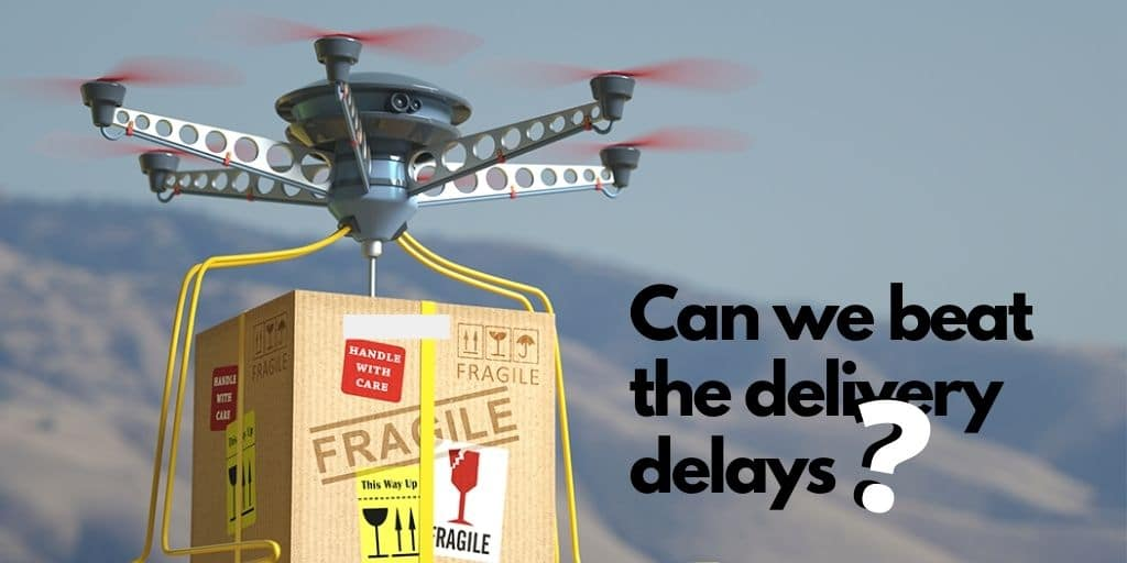 delay in delivery of goods